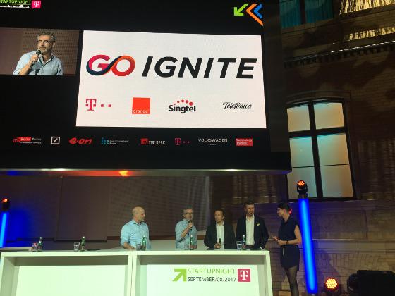 Go Ignite 2017 ya tiene ganadores
