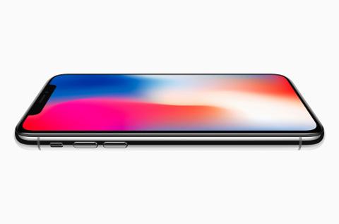 iPhone X, el smartphone más vendido en el primer trimestre de 2018