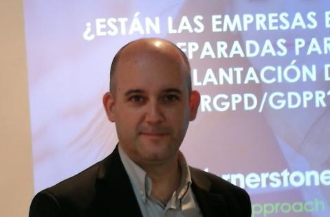José Rodríguez, DPO de Cornerstone