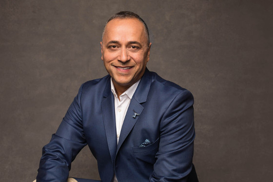 Homayoun Razavi, Chief Customer Officer de Coriant