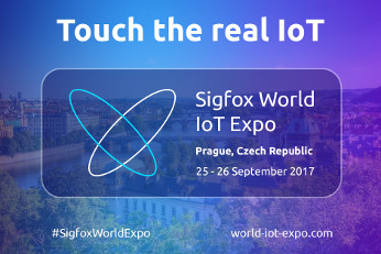 Sigfox World IoT Expo calienta motores