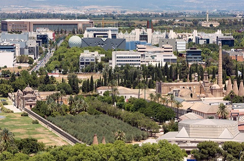 Parque Científico y Tecnológico Cartuja de Sevilla