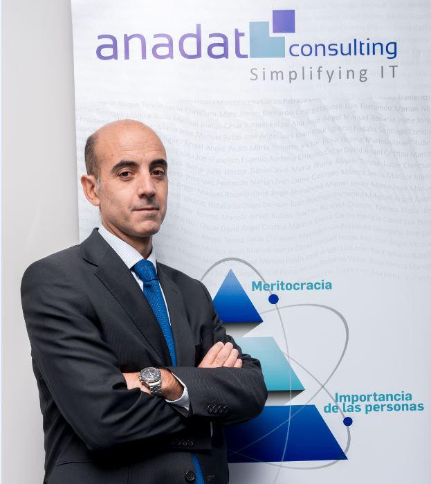 Marcos Carbonero, CEO de Anadat Consulting.