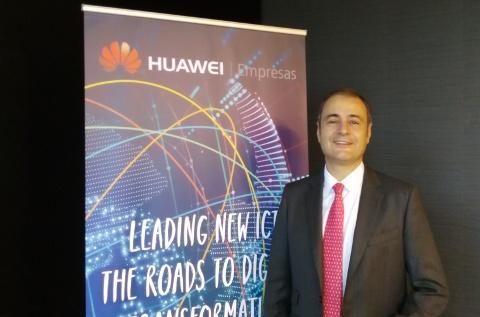 Carlos Delso vuelve a tomar las riendas del canal de Huawei Empresas.