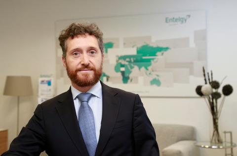 Miguel Ángel Barrio, Head of Entelgy Digital.