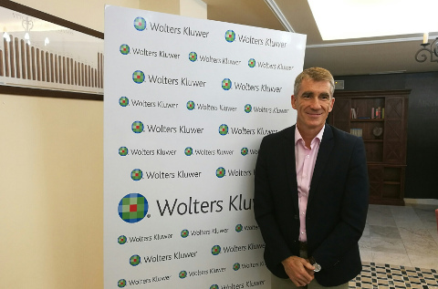 Josep Aragonés, director general de Wolters Kluwer Tax & Accounting.