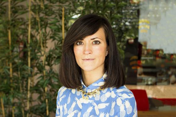 María Rodríguez Juez, directora de Marketing, Comunicación y Diseño de Fon.