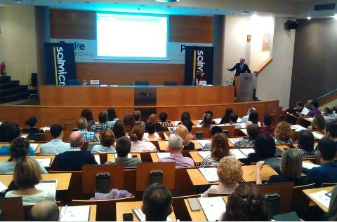 Evento sobre SII de Solmicro en Bilbao.