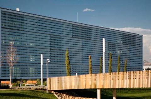 Oficinas de Ingram Micro en la localidad de Viladecans.