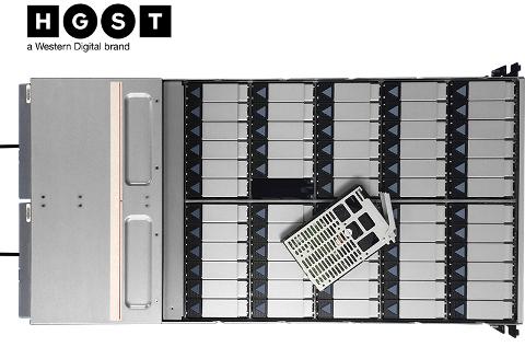 HGST 4U60G2 Storage Platform de Dakel.