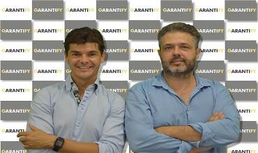 Sergio Gonzálvez y Sergi Rodríguez, creadores de Garantify