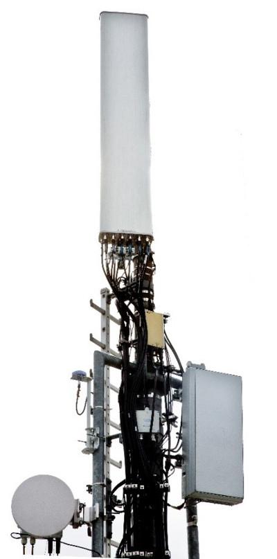 La solución de despliegue de antena orientada a 5G en Telefónica Alemania.