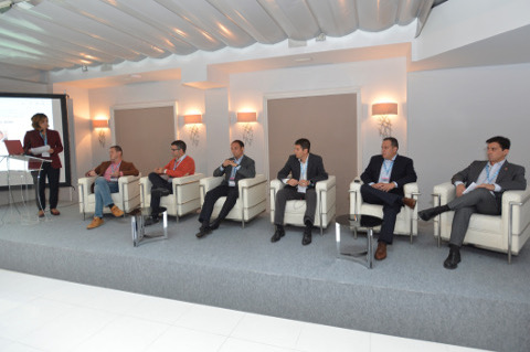 Primera mesa de debate del Foro ISV 2017.