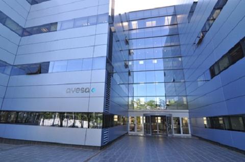 Edificio corporativo de Ayesa en Sevilla