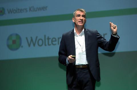 Josep Aragonés, en el Foro Asesores de Wolters Kluwer en Madrid.