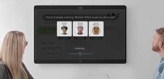 Cisco Spark Assistant: asistente de voz basado en Inteligencia Artificial