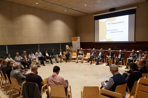 Directivos del sector TIC intercambian experiencias durante el XII espacioautelsi