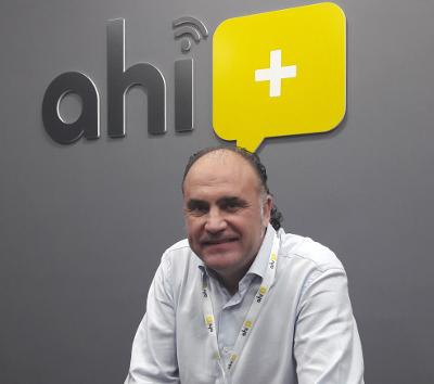 Manuel Hernández Cansino, nuevo consejero delegado de Ahimas.