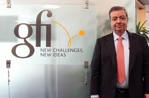 Carlos Muñoz, Director General de Gfi en España