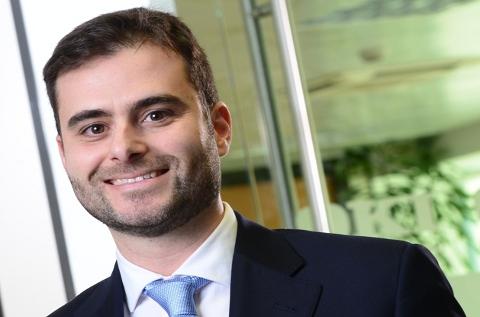 Tiago Caldas, director de ventas de Oki