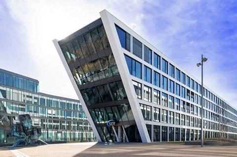 Oficina de SER Group en Bonn (Alemania)