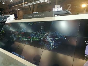 Huawei smrt cities