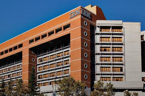 Sede de IBM en España.