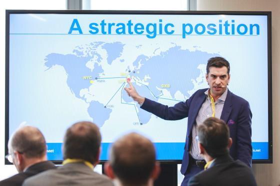 DE-CIX Madrid se reafirma como el punto de intercambio de Internet que más rápido crece a nivel mundial.
