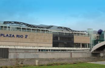 Plaza Río 2, un centro comercial cien por cien digitalizado en Madrid