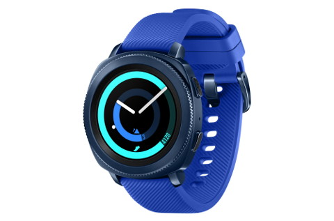 Reloj Samsung Gear Sport Blue.