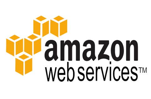 Logo de Amazon Web Services.