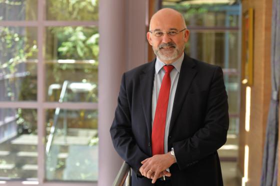 Jean-Clovis Pichon, consejero delegado en España de Alcatel-Lucent Enterprise.