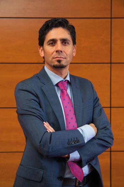 José Antonio García, presidente de Astic.