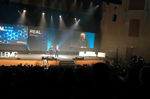 Dell EMC Forum 2017.