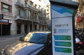 Barcelona apuesta por el smart parking.