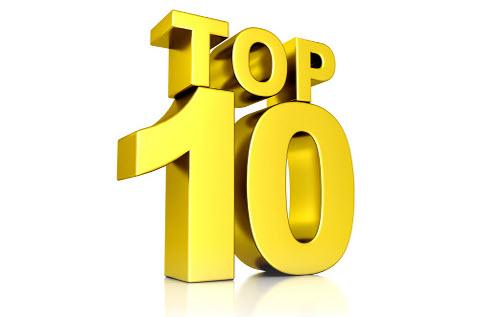 Top 10 noticias más vistas en 2017