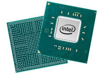 nuevos procesadores Intel Pentium