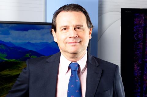 Emilio Dumas, director general de Toshiba Iberia.