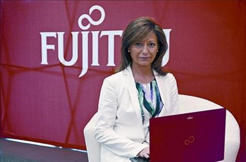 Ángeles Delgado, presidenta de Fujitsu en España
