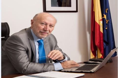 Francisco Marín, Director General del CDTI.
