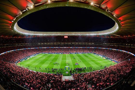 Wanda Metropolitano, primer estadio 100% digital IP de Europa.