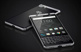 BlackBerry KEYone, ya disponible en España por 599 euros.