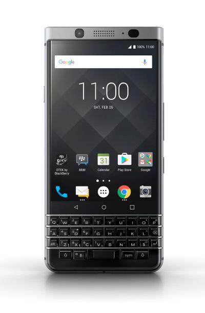 BlackBerry KEYone, ya está disponible en España por 599 euros.