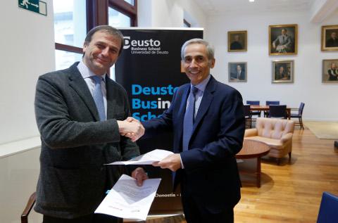 Deusto Business School mejora su conectividad con Sarenet.