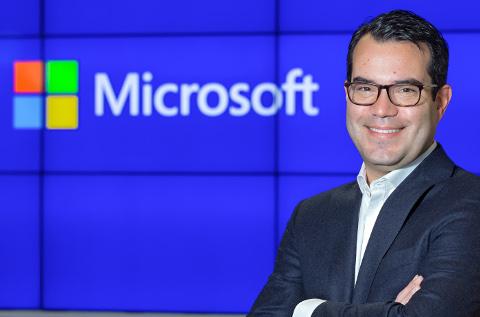 Arnaud Petit, director financiero de Microsoft Ibérica.