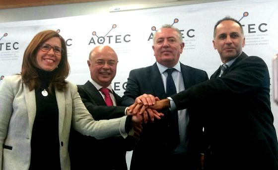 AOTEC 2018 se celebrará en Cartagena.