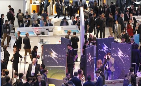 Mobile World Congress de Barcelona.