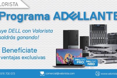 Campaña ADELLANTE de Valorista.