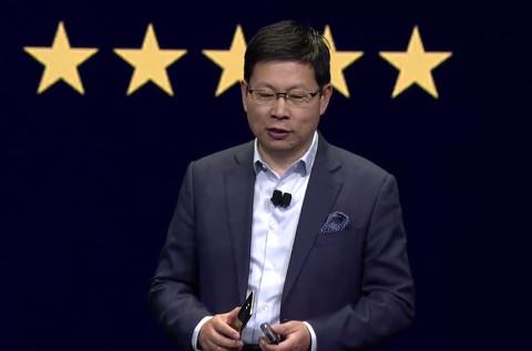 Richard Chengdong, CEO de Huawei Consumer Business