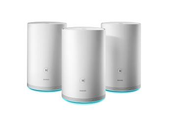 Primera solución de red híbrida para smart home.